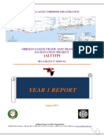 Abidjan Lagos Transport Facilitation Project