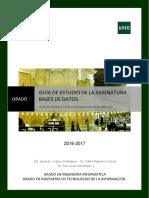 2016-2017 Guia de Estudio Bases de Datos (Parte II)