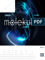 MOLEKULAR Manual English