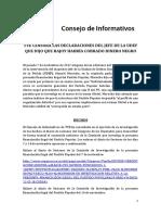 El Consejo de Informativos denuncia un nuevo caso de censura en TVE con la falta de información sobre Rajoy y la caja B del PP
