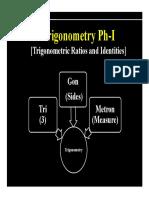 Trigonometry Slides
