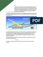 Efecto fotoeléctrico quimica
