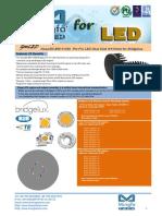 GooLED-BRI-11050 Pin Fin Heat Sink Φ110mm for Bridgelux.pdf