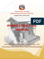 Manual for Hybrid Structure