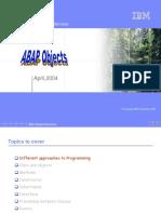ABAP OOPS Programming Tutorials by IBM