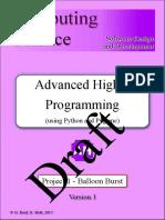 AH Programming Draft(Using Pygame)