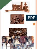 Presentation Chocolate GT