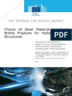 JRC72702_Choice of Material for Hollow Section Structures_2016ed