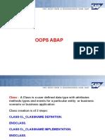 ABAP OOPS Programming Tutorials by SAP