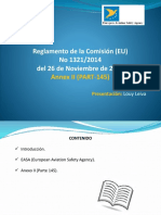 EASA Part 145 Regulation