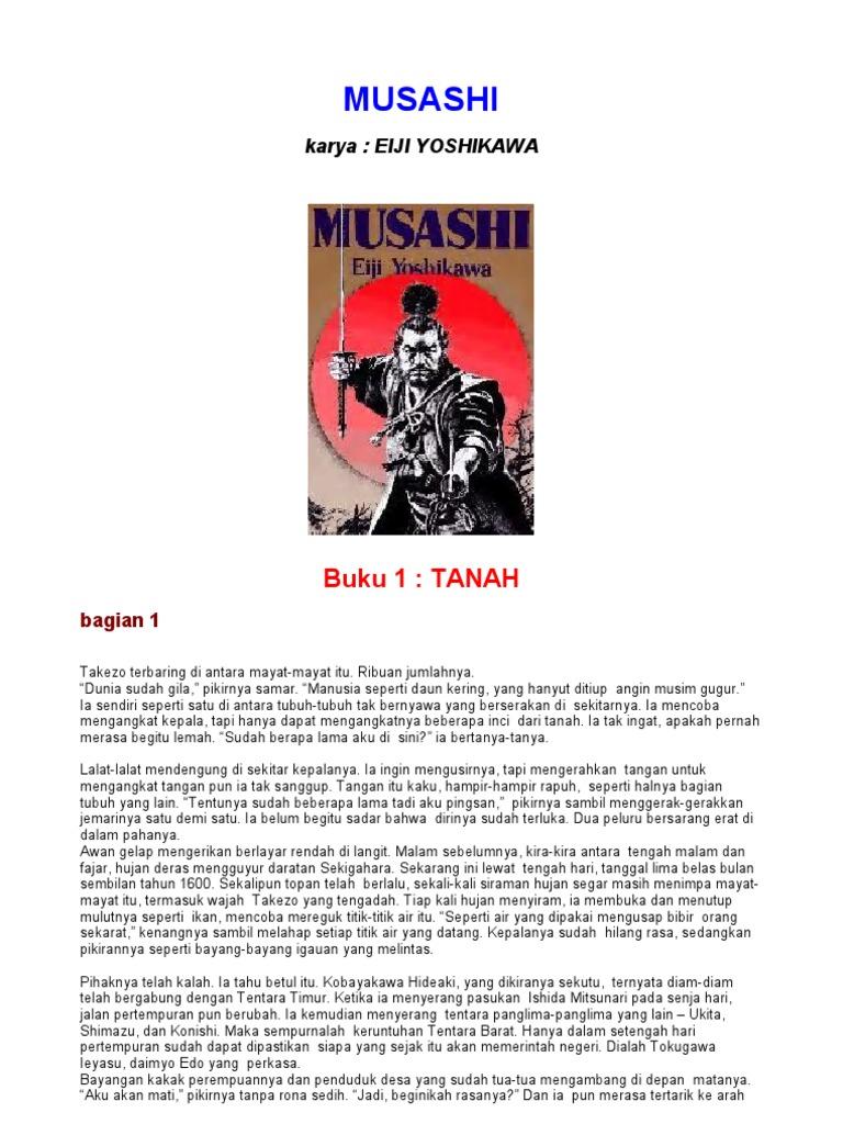 Musashi Indo Version E Yosikawa Buku Misteri Mayat Yang Berpindah By Smara Gd