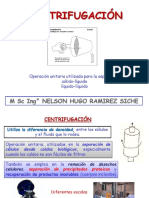 Clase Centrifugacion