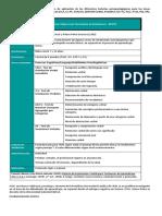 Identificar objetivos y características de aplicación de las diferentes baterías psicopedagógicas para las áreas específicas de lectura