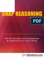 SNAP Reasoning