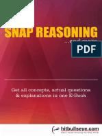SNAP Reasoning