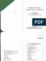 Programación Orientada A Objetos (Luis Joyanes Aguilar)
