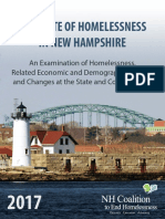 2017 State of Homelessness in New Hampshire