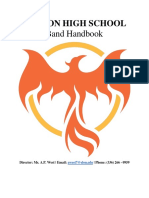 mus 362  band handbook