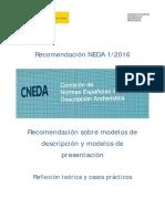 Recomendacion Neda 1-2016
