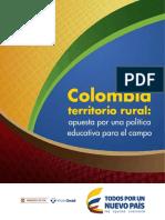 Colombia Territorio Rural