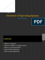 01_Overview of Operating System