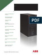 Caracteristicas Tecnicas PowerValue 11 31 T 10-20kVA