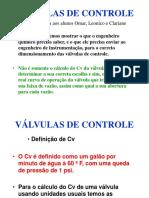 Aula Sobre V_lvulas de Controle