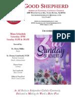 Bulletin 12-17-17