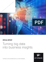 Big data - business insights