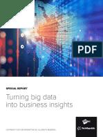 Big data - business insights