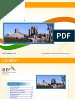 Cement- IBEF.pdf