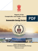 CAG Union Civil Performance Renewable Energy Report 34 2015