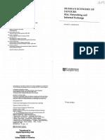 Alena v. Ledeneva Russias Economy of Favours Blat, Networking and Informal Exchange