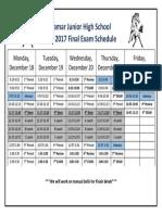 2017 ljh fall final exam bell schedule  002