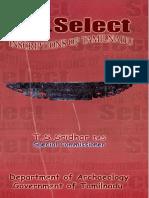 Select Inscriptions of Tamilnadu Part 001