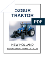 New Holland TN55 TN65 TN70 TN75 Tractor Workshop Service