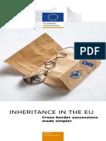 Leaflet EU Succession Law