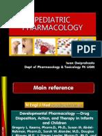 Iwan-Pediatric Pharmacology-Drug for CHildren
