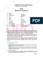 Periodo20152 Estomatologia Ciclo3 Quimica Organica