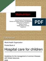 UMY Malnutrition