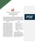 Caracterización Bioquímica de Enterobacterias y Bacilos