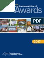 2017 REDC Awards - Capital Region - SD43
