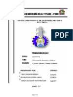 DINAMICA Informe Final....... Para Corregir
