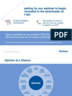 DaaS Providers - Gartner