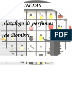 Perfumeria Premium SV Catálogo - Hombres