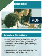 10087184 Time Management Training PPT