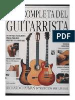 Guía Completa Del Guitarrista - 200 Paginas
