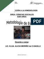 Metodologia de Estudios
