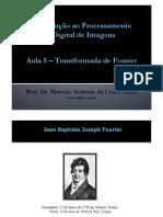 Aula 5 - Transformada de Fourier