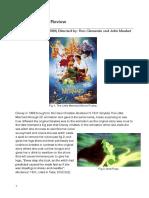 Little Mermaid Adaptation Film Review
